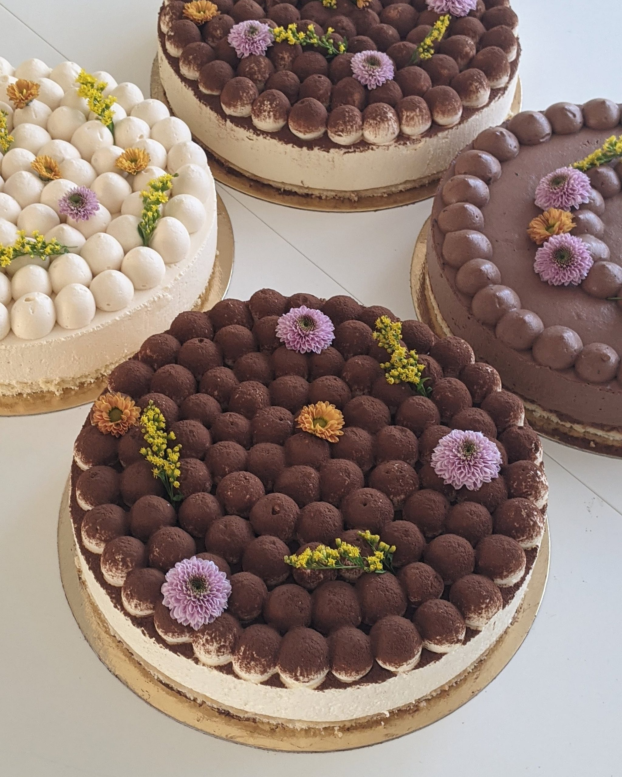 entremets mariage